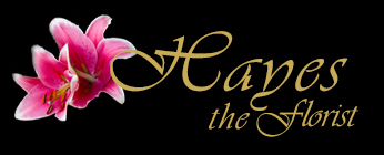 Hayes florist in Cheadle